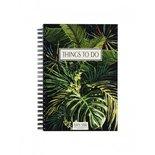 Mijn Stijl - Book Things to do dark botanical