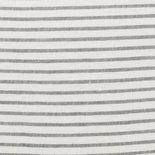 Puur lifestyle - Linen tea towel Stripe grey/white