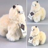 Inkari - Alpaca stuffed animal Blond S