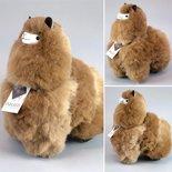 Inkari - Alpaca stuffed animal Caramel M