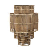 Bloomingville - Wall lantern bamboo