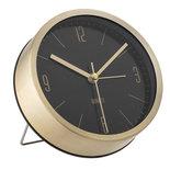 Bloomingville - Table clock gold black