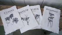 Op de Maalzolder - Cards Botanical A6 s/4