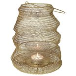 Gusta - Extendable candle light gold