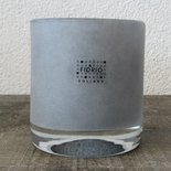 FIDRIO - Cilinder small grey frosted z
