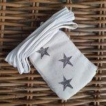 AfroDutchPaperStone - Banner Stars