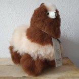 Inkari - Alpaca stuffed animal 001 S