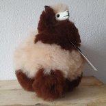 Inkari - Alpaca stuffed animal 002 S