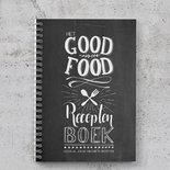 BDdesigns - Recepten invulboek