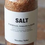 Nicolas Vahé - Salt with parmesan cheese, tomato & basil
