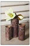 PTMD - Pure purple ceramic vase