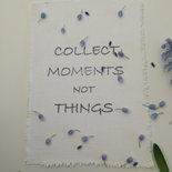 AfroDutchPaperStone - Kaart Collect moments