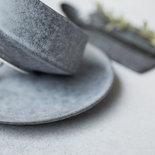 House Doctor - Grey Stone Bowl medium