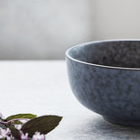 House Doctor - Grey Stone Bowl