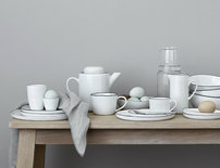 Broste Copenhagen - Salt Cup w/saucer L