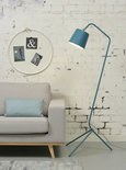 It's About RoMi - Floor lamp Barcelona Bleu