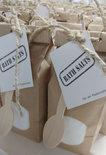 (Op) de Maalzolder - Paperbag bath salts white