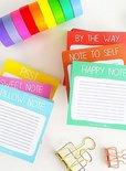 Studio Stationery - Mini note: sweet note