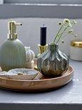 Bloomingville - Terracotta tray Pineapple White
