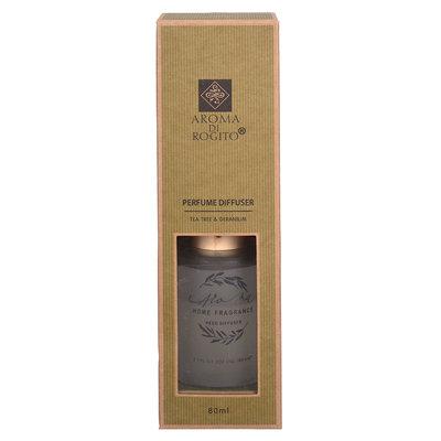 Aroma di rogito - Fragrance sticks Tea tree & geranium