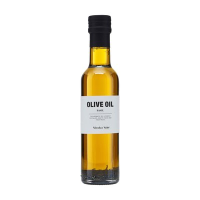 Nicolas Vahé - Olive oil with basil