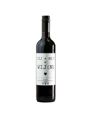 Flessenwerk - Wine Jij + Mij = Wij(n)