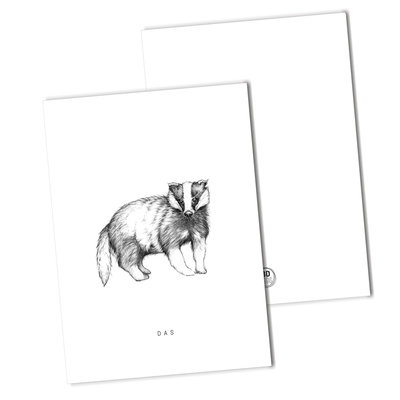 BDdesigns - Card Badger