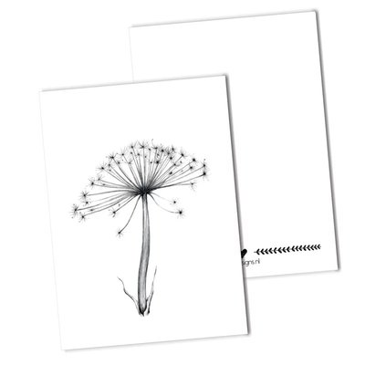 BDdesigns - Card Hogweed