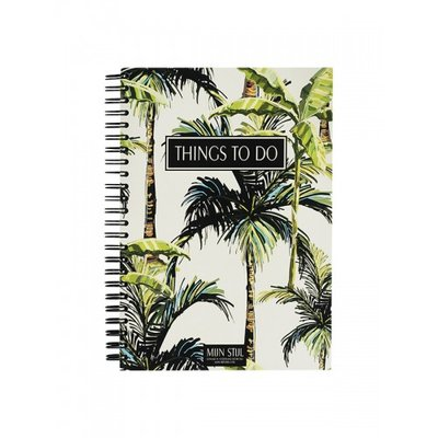 Mijn Stijl - Book Things to do light botanical