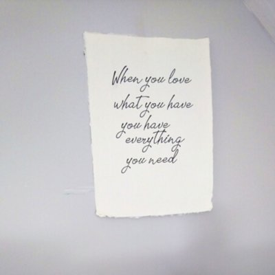 (Op) de Maalzolder - Poster When you love