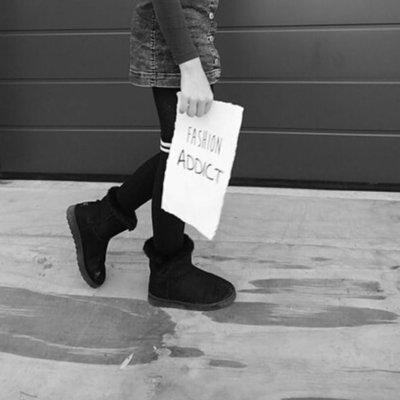 (Op) de Maalzolder - Poster Fashion addict