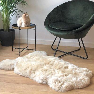 Inkari - Handmade Alpaca rug Reina Blond