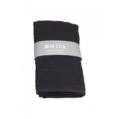 Mijn Stijl - Towel XL Dark grey