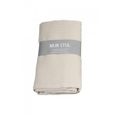 Mijn Stijl - Towel XL Creamy