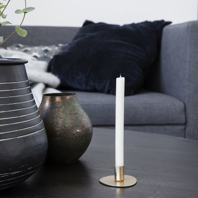 House Doctor - Candle holder Circle S