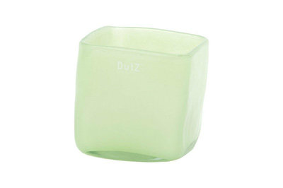 DutZ [collection] - Vase rectangular light green