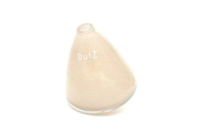 DutZ [collection] - Tumbling vase beige