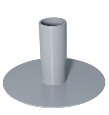 Branded By - Candle holder grey