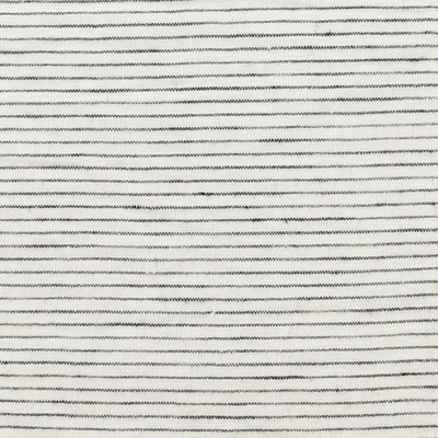 Puur lifestyle - Linen tea towel Pinstripe black/white