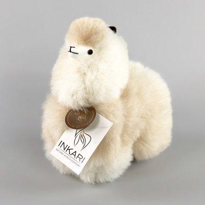 Inkari - Alpaca stuffed animal Sahara S