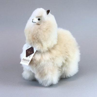 Inkari - Alpaca stuffed animal Sahara M