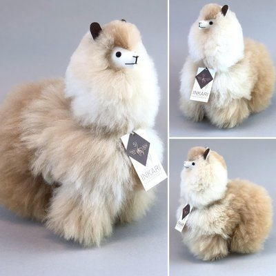 Inkari - Alpaca stuffed animal Sahara M