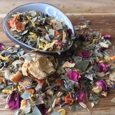 Suez Thee - Herbal tea Chakra