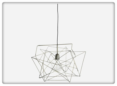 House Doctor - Lamp shade Asymmetric