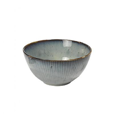 Broste Copenhagen - Bowl 'Nordic Sea' Stoneware A