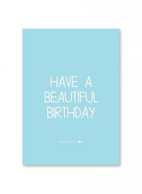 Studio Stationery - Kaart Birthday