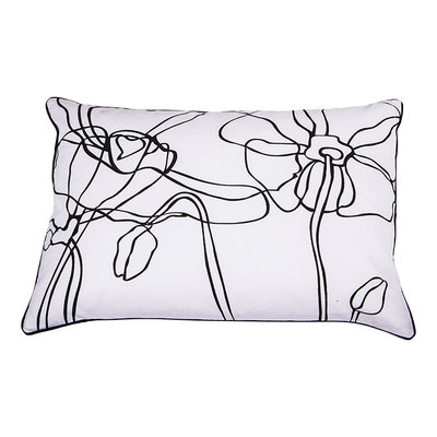 Broste Copenhagen - Cushion cover Poppy 40x60