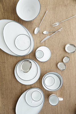 Broste Copenhagen - Salt - Bowl Extra Large