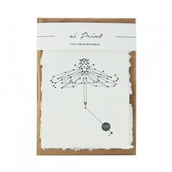 Animaal Amsterdam - Dragonfly print