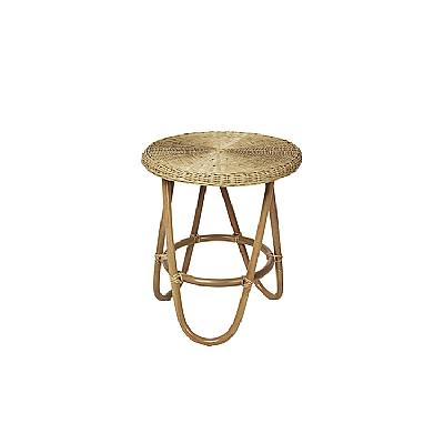 Broste Copenhagen - Table Frida rattan honey